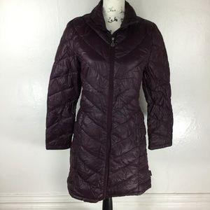 CALVIN KLEIN Women's Full Zip Packable Puffer Coat
